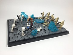 The Battle of Christophsis (30Sean) Tags: lego star wars christophsis clonearmycustoms clonewarssaved