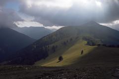 Breakthrough over an alpine meadow (Arnø N°XX) Tags: mountain montagne percée light prairie mercantour vésubie alpes maritimes paca