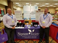 Neptune Society Indianapolis, IN - Local Healthcare Expo