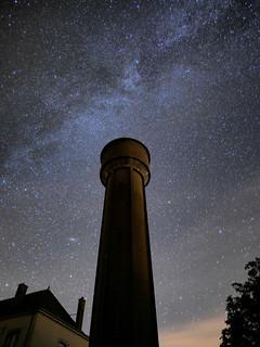 Un cielo sembrado de estrellas