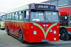 GAYDON 230815 756KFC (SIMON A W BEESTON) Tags: gaydon busesfestival 756kfc aec reliance parkroyal oxford 756