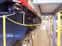 CEMOF29SEP07 20 (By Air, Land and Sea) Tags: caltrain railroad railway rail train suburban commuter california sanfrancisco sanjose cemof mechanical mechanicalfacility operations