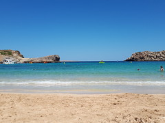 Menorca Spain 2018 (Barracuda PRJ19) Tags: minorca minorcaluglio2018 spain baleari sun sea vacation vacanza plage playa beach