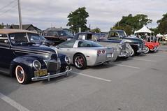 Parking Lot (4) (Gearhead Photos) Tags: crescent beacg concours delegance truimph corvette porsche gt3 rs mgb trucks mg toyota mr2 ford tbird austin healey lotus cortina bentley datsun 240z