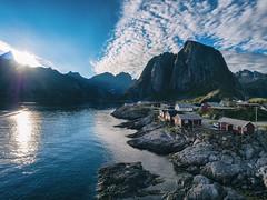 Å Summer 2018/II (Paul und Lotte) Tags: norwegen norway lofoten å landschaft landscape backlight gegenlicht
