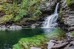 IMG_4759-1 (Andre56154) Tags: schweden sweden sverige wasser water bach wasserfall waterfall landscape landschaft