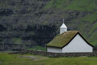 The Seaside Church - Faroe Islands