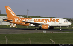 easyJet Airbus A319-111 G-EJAR @ Isle of Man Airport EGNS/IOM (Joshua_Risker) Tags: isle man airport egns iom ronaldsway easyjet airbus a319 a319111 ezy gejar