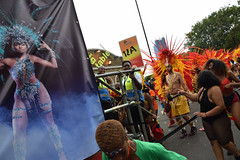 DSC_8298 (photographer695) Tags: notting hill caribbean carnival london exotic colourful costume girls dancing showgirl performers aug 27 2018 stunning ladies