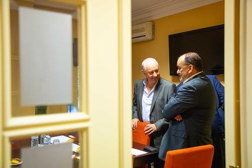 Rui Rio recebe a Ordem dos Psicólogos Portugueses