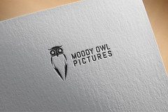Moody Pwl Pictures logo (Johny2j) Tags: owl pictures shuttter camera