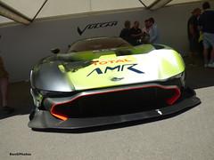 AMR Pro (BenGPhotos) Tags: 2018 goodwood festivalofspeed fos sports car supercar track day hypercar yellow aston martin vulcan amr pro v12 british