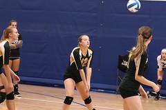 IMG_1376 (SJH Foto) Tags: girls high school volleyball teens team wyalusing varsity dig bump burst mode