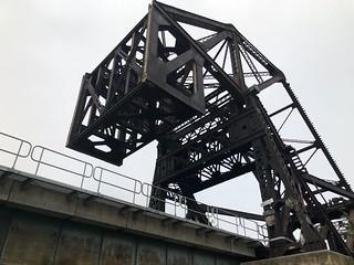 Winnipeg: drawbridge