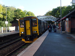 150232 Bodmin Parkway (Marky7890) Tags: gwr 150232 class150 sprinter 2c43 bodminparkway railway cornwall cornishmainline train
