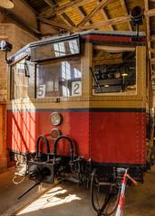 20180909-FD-flickr-0005.jpg (esbol) Tags: railway eisenbahn railroad ferrocarril train zug locomotive lokomotive rail schiene tram strassenbahn