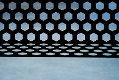 minimal repetition (Rino Alessandrini) Tags: pattern backgrounds abstract decoration design illustration textured architecture ornate geometricshape backdrop hexagon decor flooring shape vector grid