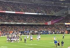 Chicago Bears v. Seattle Seahawks, September 18, 2018 (Mark 2400) Tags: chicago bears seattle seahawks september 17 2018 soldier field nfl