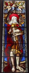 Great Brington, Northamptonshire (Sheepdog Rex) Tags: stainedglass stmaryschurch greatbrington