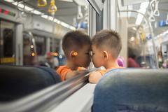 夜晚的列車上 (chihwei.wu) Tags: ngc