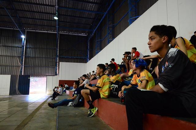 Handebol Fem II 1º  Jacareé x São Paulo - Val Morais  (22)