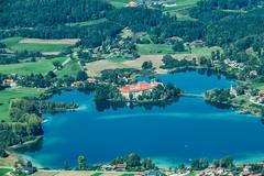 Pearls of Beauty (*Capture the Moment*) Tags: 2018 abbey bavaria bayern berge elemente flug kloster lake landschaften roundtrip rundflug see seeon september wasser fromabove vonoben