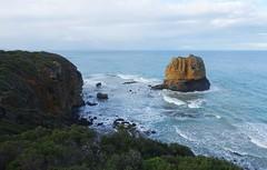 Great Ocean Road (Silver Chew) Tags: australia nsw great ocean road sky scenery water sea strait clear clean environment