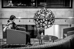 Chilling to the Rhythm (MoiVous) Tags: nightshots winter auckland streetlife