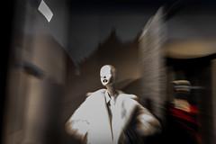 let there be light (Gerrit-Jan Visser) Tags: amsterdam bijenkorf sprookje light fairytale window fantasy shadow etalage dream flickr friday memorabilia damrak streetphotography darkness god commercial shopping department store shoppen mannequin awardtree