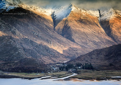 Shiel Bridge (calderdalefoto) Tags: kintail mountains fivesisters scotland scottish highlands shielbridge