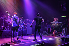 The Damned, Southampton Guildhall 22-08-2018 083 (Matt_Rayner) Tags: southamptonguildhall live punk concert thedamned captainsensible guitar davidvanian vocals montyoxymoron keyboard pinch drummer paulgray bass