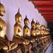 Wat Pho - Reclining Buddha, Bangkok, Thailand 2018