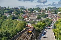 A grand view (Mark Gowing) Tags: 60091 chepstow