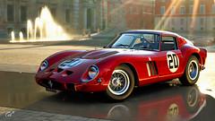 Ferrari 250 GTO (chumako@bellsouth.net) Tags: scapes gaming gt playstation ps4 sony italy red gto 250 ferrari
