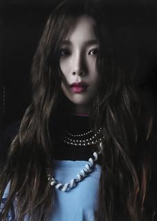 [Scan] Taeyeon Something New Postcard Set by Dabeztt (2)