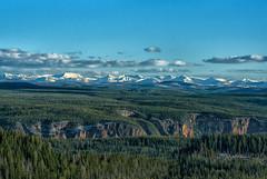 Highs and Lows (Philip Kuntz) Tags: absarokamountainrange grandcanyonoftheyellowstone chasm canyon gorge dunravenpass yellowstone wyoming