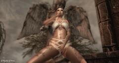 Look 170 (мαчєℓαι ηєιѕѕєя) Tags: second life sl secondlife virtual avatar clothes lingerie bra panties sensual sexy woman female girl girly pixel fashioninpixel femalefashion womanfashion new news blog blogger