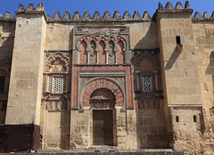 Cathedral of Cordoba, Spain (nikidel) Tags: cordoba spain streets sights white roman cathederal mosque arab muslim christian city mauritanian whitecity tourism europe