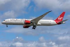 G-VFAN Virgin Atlantic Boeing 787-9 London Heathrow (rmk2112rmk) Tags: gvfan virgin atlantic boeing 7879 london heathrow virginatlantic egll lhr dreamliner 787 airliners airplane jet jetliner planespotting spotting airliner aircraft airport plane aviation civilaviation