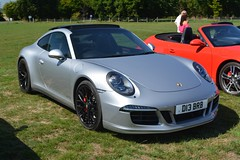 Porsche 911 Carrera GTS (CA Photography2012) Tags: d13brb porsche 911 carrera gts 991 series generation sportscar supercar gt grand tourer german legend black ca photography automotive exotic car spotting owners club lotherton hall 2018