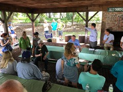 """Falls Church Democrats Labor Day event • <a style=""""font-size:0.8em;"""" href=""""http://www.flickr.com/photos/117301827@N08/44473203621/"""" target=""""_blank"""">View on Flickr</a>"""