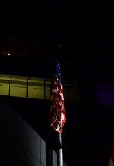 (Jorge Esparza Esquivel) Tags: usa flag night photography light test