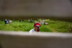 hocking-6546 (FarFlungTravels) Tags: activities fun games gun hockinghills lasertag laurawatiloblake obstacles ohio shoot tourism woods 2018