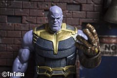 Marvel Legends 10 Years MCU - Thanos 3 Pack (ToyTallica) Tags: toyphotography toys toycollecting toytallica toy marvel marvellegends marvelcomics mcu thaos infinitywar drstrange