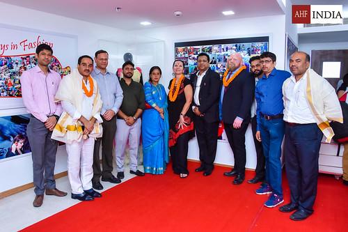 AHF India opens free Anti-Retroviral therapy clinic in New Delhi.