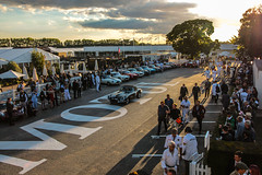 Sussex sunset (NaPCo74) Tags: jaguar etype typee coventry goodwood revival sussex chichester kinrara trophy ferrari 250 swb canon eos 700d sunset motul oil classic historic racing lord march duke richmond explore explored british england