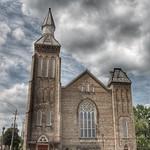 Paris Ontario - Canada -  Paris Baptist Church - Heritage thumbnail