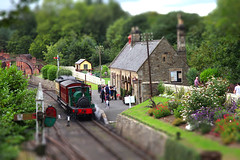 Beamish Museum (tiltshift) (twm1340) Tags: 2018 beamish museum county durham england uk stanley hudswell clarke 060 steam locomotive wissington
