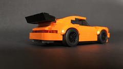 Porsche 911 3.0 Carrera RSR-3 (mcbrickster99) Tags: porsche 911 moc carrerarsr 30 lego car speedchampions