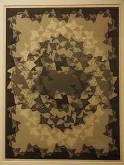 Fish; 1941; M. C. Escher (M_Strasser) Tags: escher mcescher olympus olympusomdem1 holland netherlands